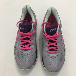 Asics Womens Size 9 Gel Kayano 23 Running Shoes